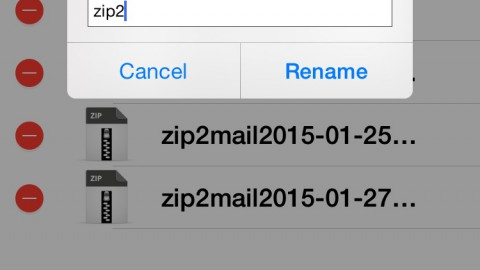 Zip Viewer Pro 1.7.5 out now