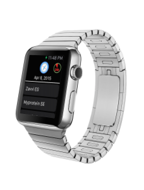 Deal Navigator with new Apple Watch App