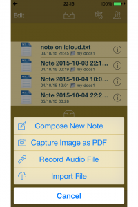 FileNotes 2.0.1